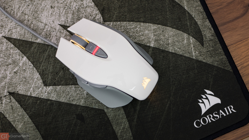 Corsair M65 RGB Elite - Test complet