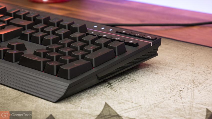 Clavier gamer RGB