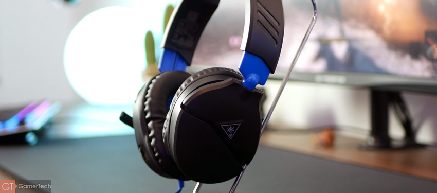 Casque gamer PS4 pas cher