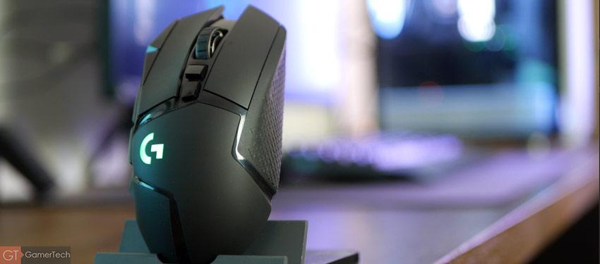 G502 Lightspeed : La meilleure souris gamer sans fil ?