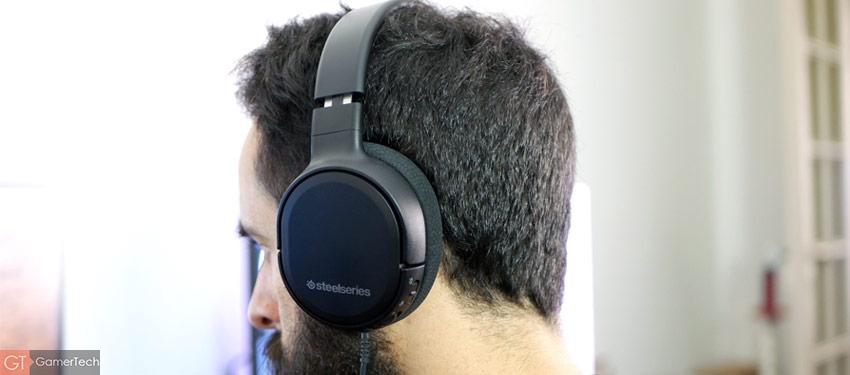 Confort du casque SteelSeries Arctis 1