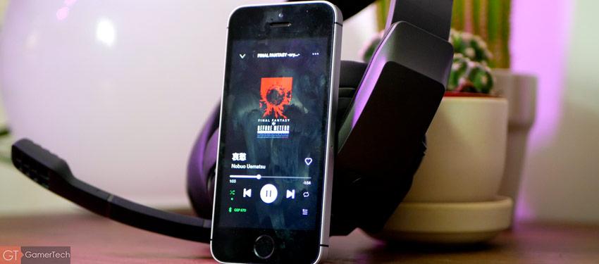 Casque gamer compatible Bluetooth