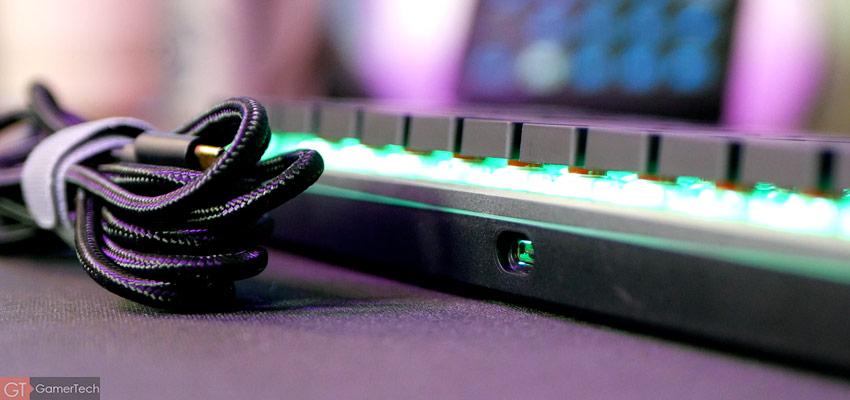 Connectique USB Type-C ou Bluetooth