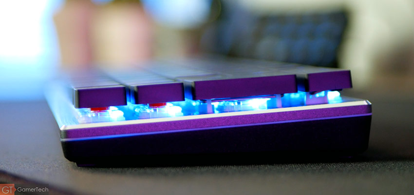 Clavier gamer Low-Profile