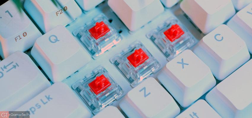 Interrupteurs mécaniques Gateron RED