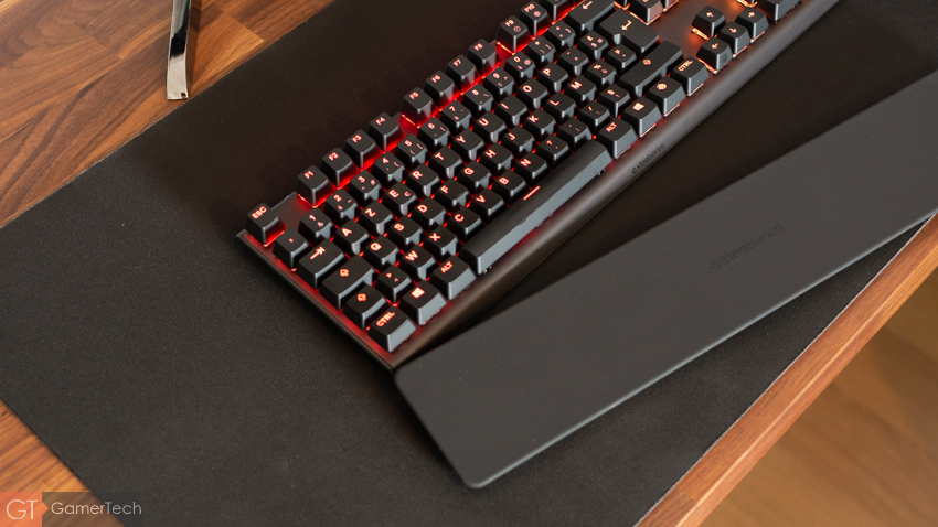 Repose poignet pour clavier gamer