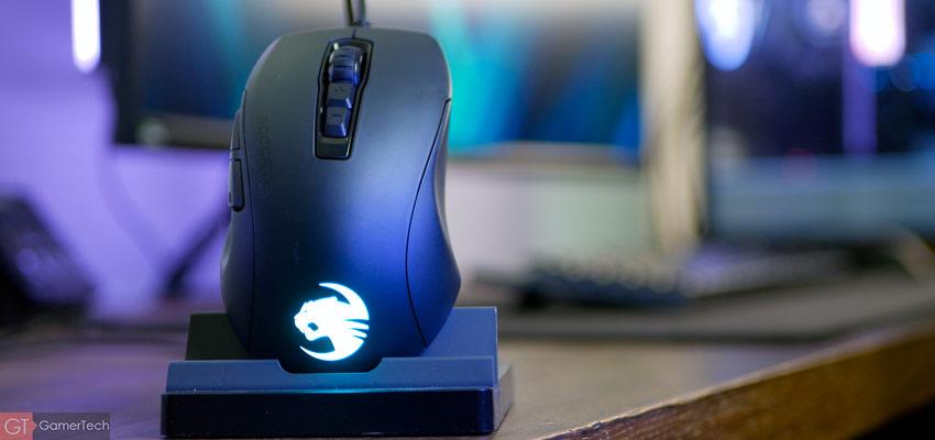 La souris offrent de bonnes performances lors du gaming