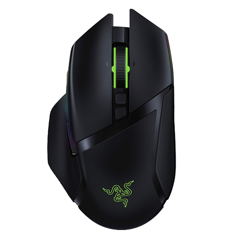 Test de la Razer Basilisk Ultimate