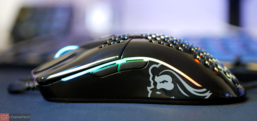 Souris PC Gaming Race Glorious Model O