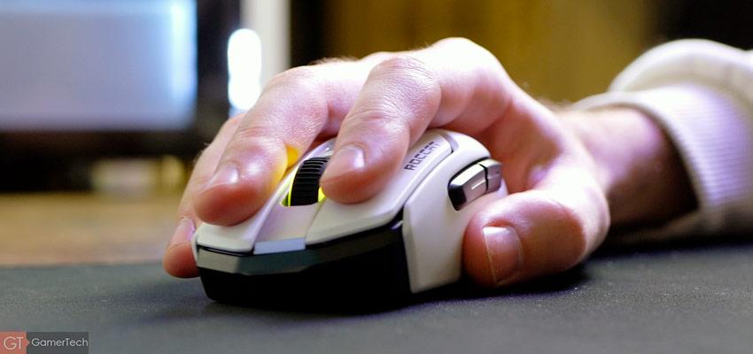 Confort et prise en main de la souris