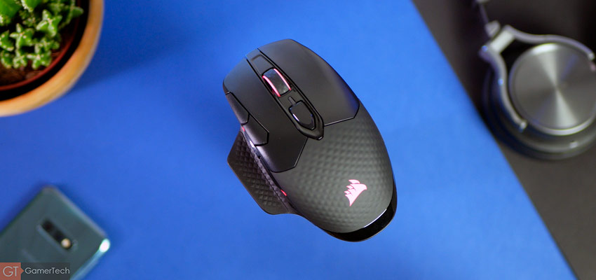 Corsair Dark Core RGB Pro - Test complet FR