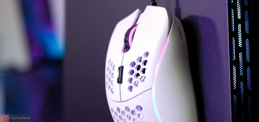 La nouvelle souris Model D de PC Gaming Race