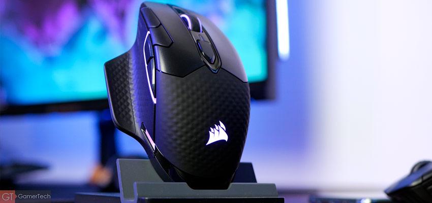 La nouvelle souris gamer sans fil de Corsair