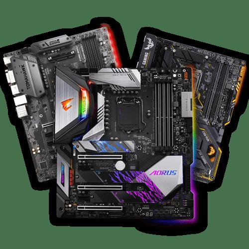 Carte Mère - Comparatif des meilleurs modèles pour PC Gamer AMD et Intel