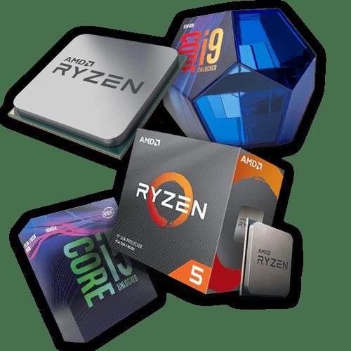 Processeur PC Gamer - Comparatif des meilleurs CPU pour jouer