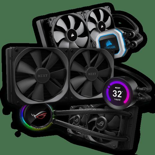 Watercooling - Comparatif des meilleurs kits AIO pour PC Gamer