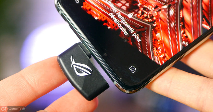 Casque gamer sans-fil avec dongle USB-C