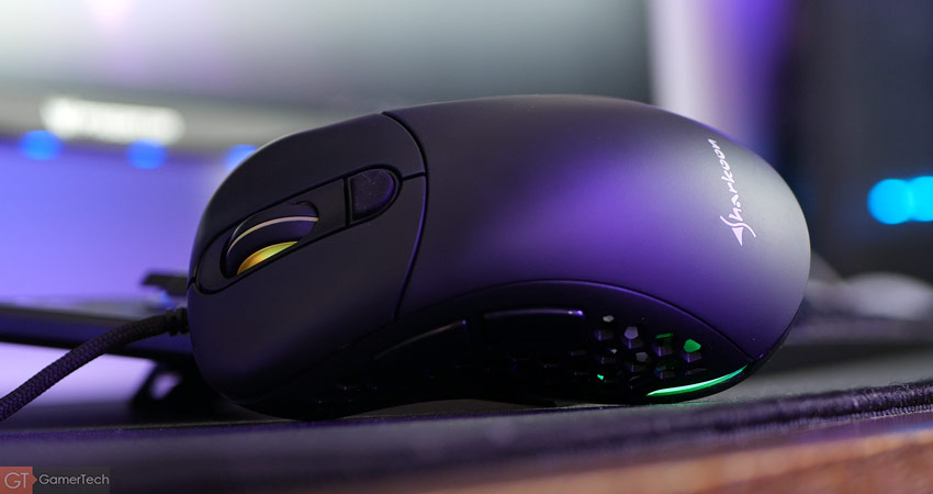 La coque alternative de la souris