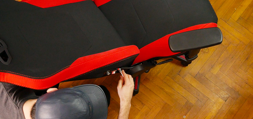 Comment monter une chaise gamer ?