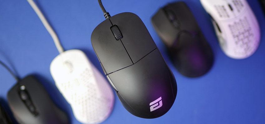 Comparatif de souris gaming légères