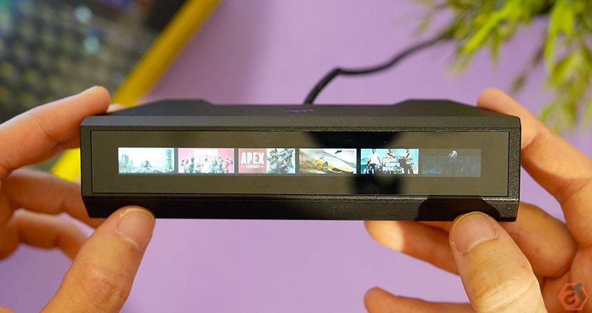 Avis sur l'accessoire Corsair iCue Nexus