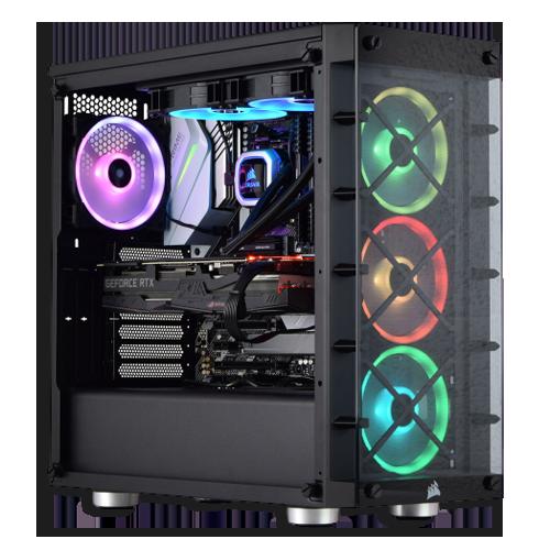 Configurations PC Gamer - Exemple et liste de composants