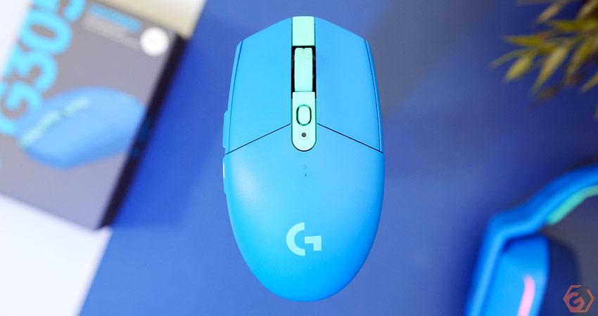 Logitech G305 Lightspeed - Une souris sans-fil efficace et pas cher