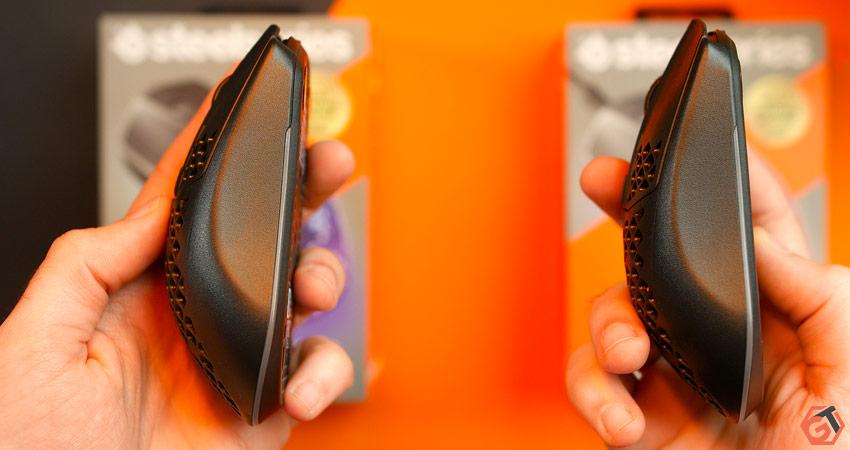 Aerox 3 vs Aerox 3 Wireless