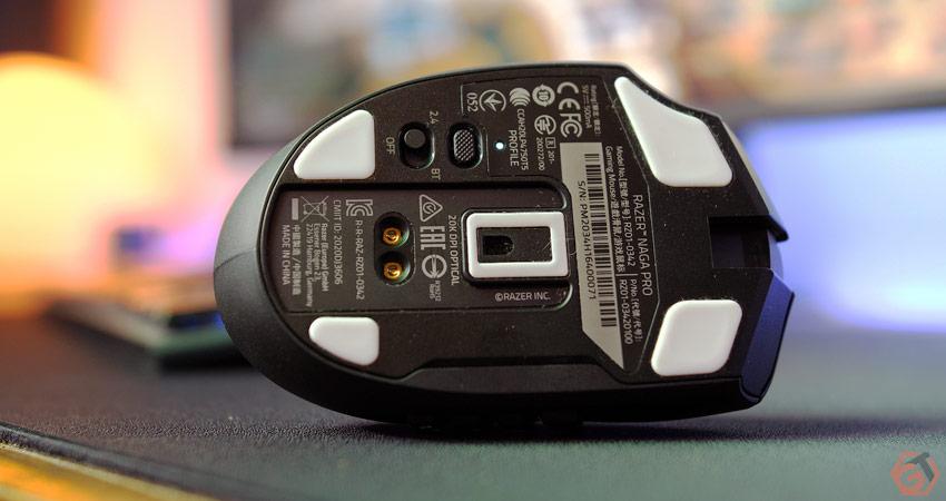 Capteur optique Razer Focus+