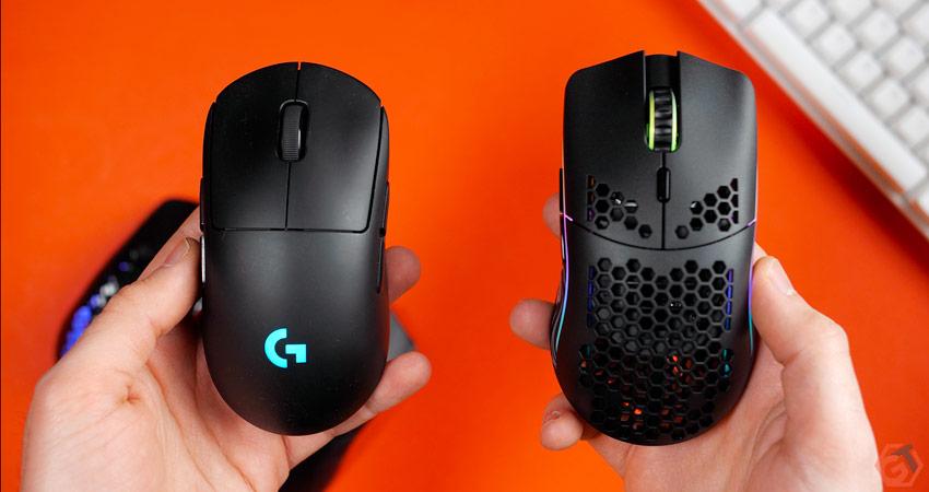 Logitech G Pro Wireless VS Glorious Model O Wireless