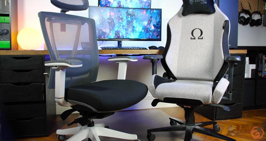Chaise ergonomique VS chaise Gamer