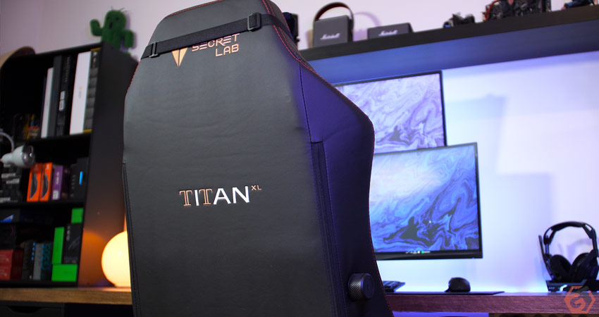 SecretLab Titan XL