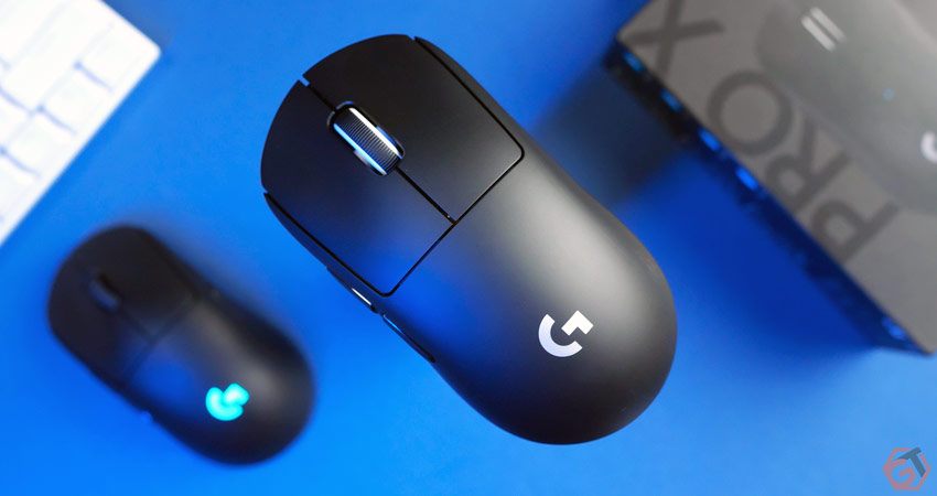 Les boutons de la Pro X ne changent que très peu