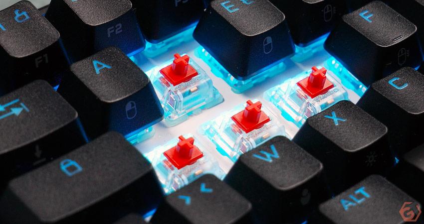 Switches Cherry MX Red