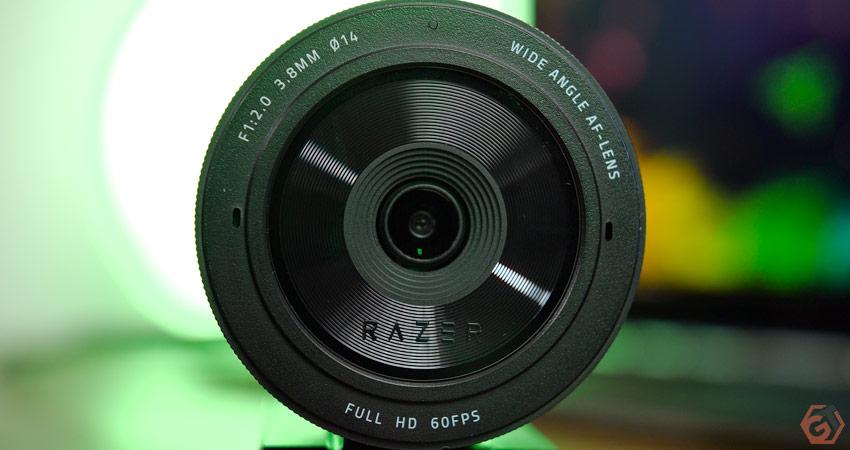 Webcam 1080p60 FPS avec HDR
