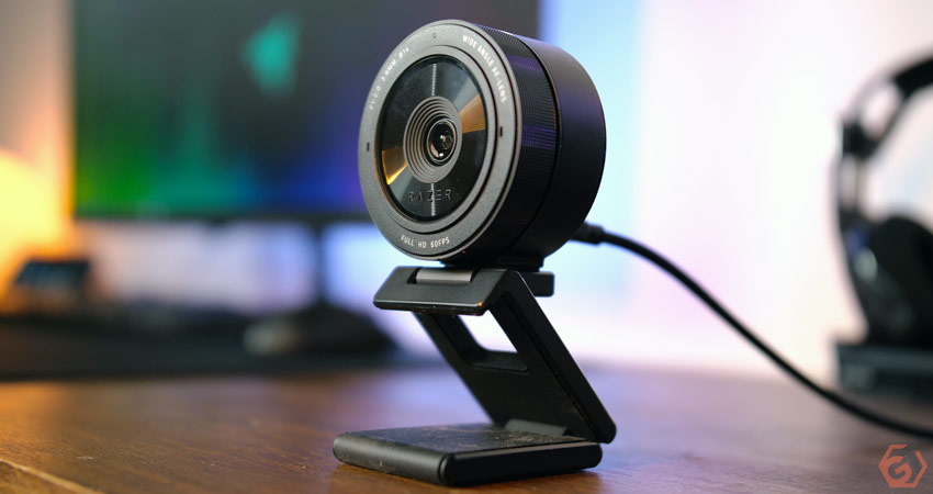 Webcam avec connectique USB-C