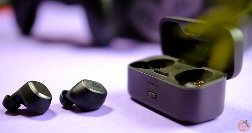 Ecouteurs sans-fil pour consoles