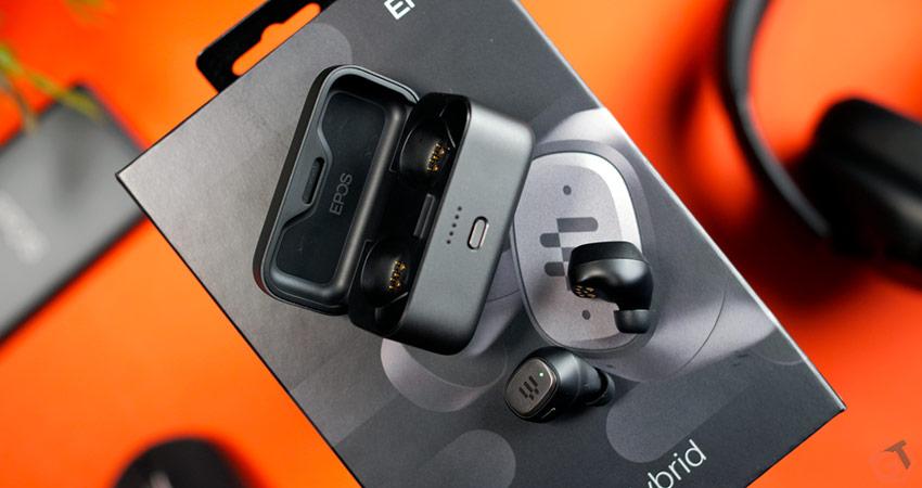 Ecouteurs sans-fil pour Switch, console ou PC