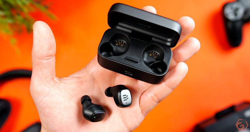 Ecouteurs true-wireless USB-C