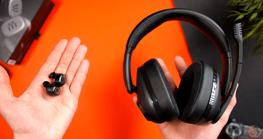 Ecouteurs ou casque gamer ?