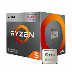 AMD Ryzen 5 Pro 4650G -             Processeur            PC Gamer 500€
