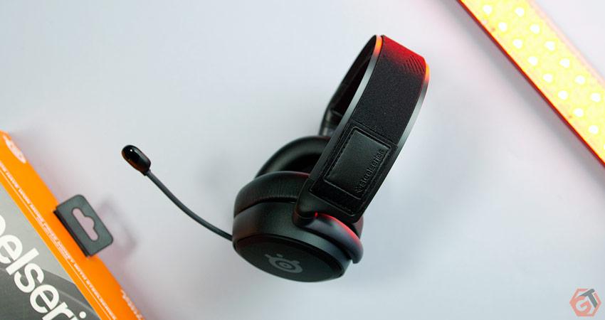 Qualité audio du casque