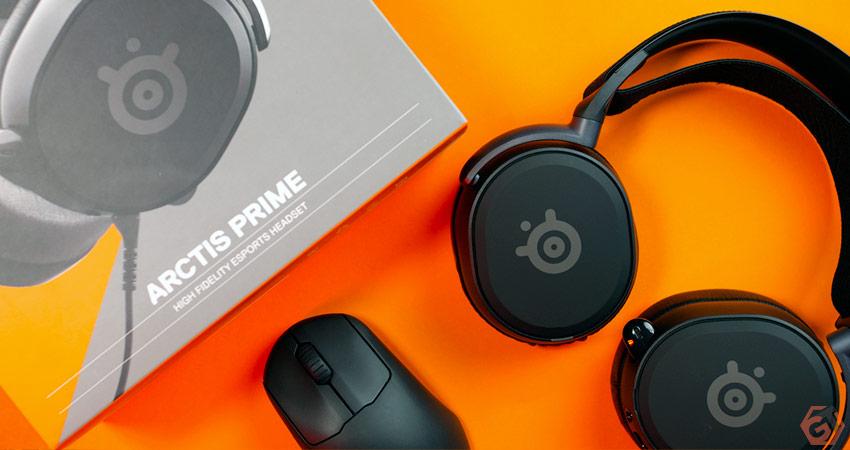 SteelSeries Arctis Prime - Test et avis sur ce nouveau casque gamer filaire