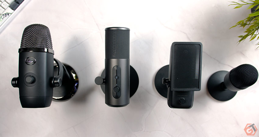 Le B20 face aux meilleurs microphones USB du secteur