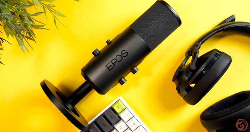 Un microphone USB pour le streaming