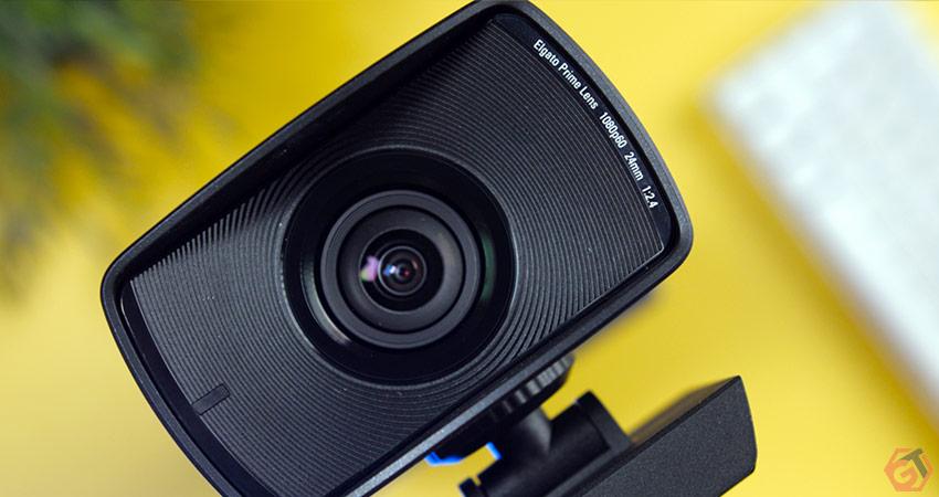 La webcam est compatible 1080p60