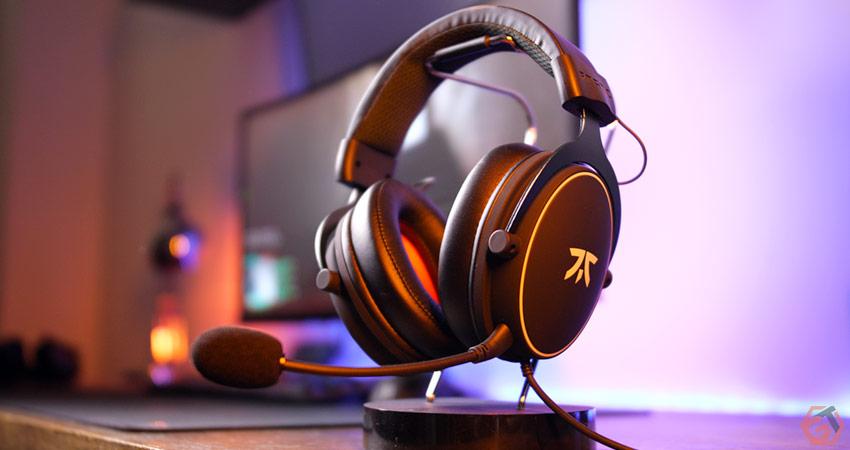 Performances sonores des casques gamer Fnatic